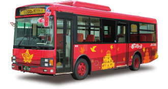 Hop-on, Hop-off HIROSHIMA Sight seeing Loop Bus